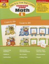 Take It to Your Seat Math Centers, Grade K - Evan-Moor Educational Publishers