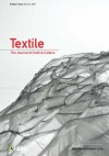 Textile Volume 7 Issue 1: The Journal of Cloth & Culture - Catherine Harper, Doran Ross