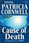Cause Of Death - C.J. Critt, Patricia Cornwell