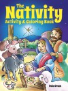 The Nativity Activity and Coloring Book - Yuko Green