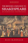 The Bedford Companion to Shakespeare: An Introduction with Documents - Russ McDonald