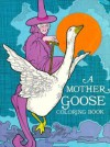 Mother Goose-Coloring Book - Bellerophon Books