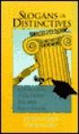 Slogans or Distinctives: Reforming Christian Higher Education - Harold Heie, Arthur Holmes, Myron Augsburger