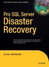 Pro SQL Server Disaster Recovery - James Luetkehoelter, Jonathan Gennick