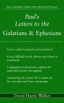 Paul's Letters to the Galatians and Ephesians (The LEARNER'S GREEK NEW TESTAMENT Series) - David Walker
