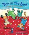 Ten in the Bed. Author - Cabrera, Jane Cabrera