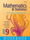 Mathematics And Statistics For The New Zealand Curriculum Year 9 Workbook And Student Cd Rom Workbook And Student Cd Rom: Homework Book Year 9 (Essential Mathematics) - Anna Brookie, Anne Lawrence