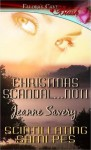 Christmas Scandal...Not! - Jeanne Savery