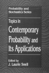 Topics in Contemporary Probability and Its Applications - J. Laurie Snell