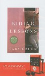 Riding Lessons (Preloaded Digital Audio Player) - Sara Gruen