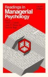 Readings in Managerial Psychology - Harold J. Leavitt, Harold J. Leavitt, Louis R. Pondy