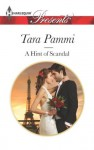 A Hint of Scandal (The Sensational Stanton Sisters) - Tara Pammi