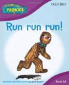 Read Write Inc. Phonics: Run Run Run! Book 3a (Read Write Inc Phonics 3a) - Ruth Miskin