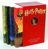 Harry Potter, coffret 4 volumes (Harry Potter, #1-4) - J.K. Rowling