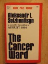 The Cancer Ward - Aleksandr Solzhenitsyn, Rebecca Frank