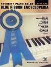 "Favorite Piano Solos Blue Ribbon Encyclopedia: Level One (""Blue Ribbon Series) - Carole Flatau"