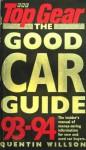 """"""" Top Gear """": Good Car Guide (Top Gear) - Quentin Willson"""
