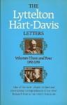 The Lyttelton Hart-Davis Letters: v. 3-4 in 1v.: Correspondence of George Lyttelton and Rupert Hart-Davis - George Lyttelton, Rupert Hart-Davis