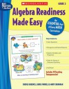 Algebra Readiness Made Easy: Grade 3: An Essential Part of Every Math Curriculum - Mary Cavanagh, Carole E. Greenes, Carol Findell