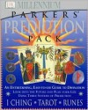 Parkers' Prediction Pack - Millennium [With Tarot Deck and Chooser Wheel, Runes, Ching Coins] - Julia Parker