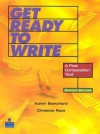 Get Ready to Write: A Beginning Writing Text - Karen Blanchard, Christine Root