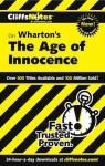 Wharton's the Age of Innocence - Susan VanKirk, CliffsNotes, Edith Wharton