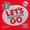 Let's Go 1: Audio CD - K. Frazier, R. Nakata, B. Hoskins, Sandra Wilkinson