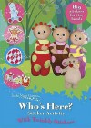 Who's Here? Twinkly Stickers - BBC Books