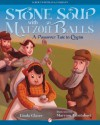 Stone Soup with Matzoh Balls: A Passover Tale in Chelm - Linda Glaser, Maryam Tabatabaei