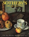 Sotheby's Art at Auction 1992-1993 - Rizzoli International Publications Incorporated