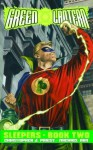 Green Lantern: Sleepers - Christopher J. Priest, Michael Ahn