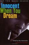 Innocent When You Dream: The Tom Waits Reader - Tom Waits, Mac Montandon, Frank Black