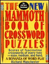 The New Mammoth Book of Crossword Puzzles - Richard Manchester