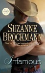 Infamous (Hardcover Bce) - Suzanne Brockmann