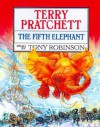 The Fifth Elephant (Discworld, #24) - Terry Pratchett, Tony Robinson