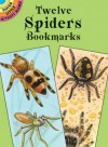 Twelve Spiders Bookmarks - Jan Sovak