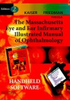 The Massachusetts Eye and Ear Infirmary Illustrated Manual of Ophthalmology - CD-ROM PDA Software - Peter Kaiser, Roberto Pineda, Neil J. Friedman