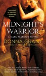 Midnight's Warrior (Dark Warriors) - Donna Grant