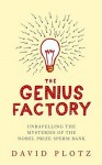 The Genius Factory - David Plotz