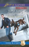 Lone Star Protector (Texas K-9 Unit #6) - Lenora Worth