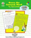Guess the Covered Word for Third Grade - Joyce Kohfeldt, Kohfeldt, Helen Collier