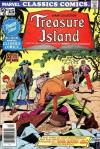 Marvel Classics Comics 15 - Treasure Island - Robert Louis Stevenson, Bill Mantlo, Dino Castrillo