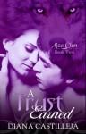 A Trust Earned - Diana Castilleja