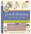Pencil Drawing Kit: A complete kit for beginners - Michael Butkus, Mia Tavonatti
