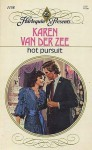 Hot Pursuit - Karen van der Zee