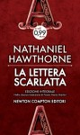La lettera scarlatta - Nathaniel Hawthorne, Fausto Maria Martini