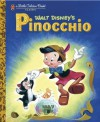 Pinocchio: Delux Read Along With Pop Ups - Walt Disney Company