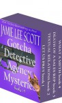 Gotcha Detective Agency Mysteries Boxed Set 1-4: Gotcha Detective Agency Mystery - Jamie Lee Scott