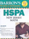 Barron's HSPA New Jersey Math (Barron's How to Prepare for the New Jersey Hspa Exam in Mathematics) - Eileen D. Arendt