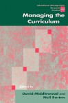 Managing the Curriculum - David Middlewood